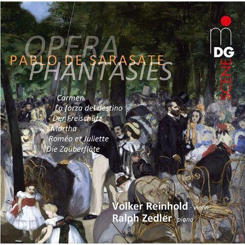 Ralph Zedler - Sarasate: Opera Phantasies - Preis vom 13.06.2021 04:45:58 h