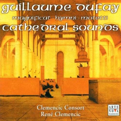 Rene Clemencic - Guillaume Dufay - Preis vom 09.06.2021 04:47:15 h
