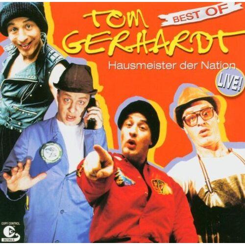 Tom Gerhardt - Hausmeister der Nation -- Best Of / Live! - Preis vom 09.06.2021 04:47:15 h