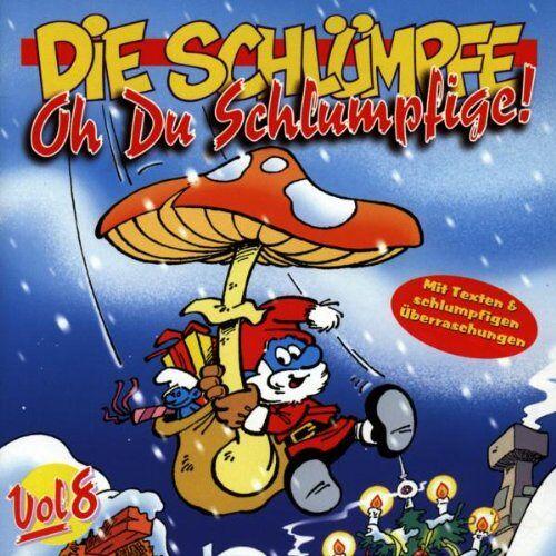 die Schlümpfe - Oh du Schlumpfige Vol.8 - Preis vom 13.06.2021 04:45:58 h