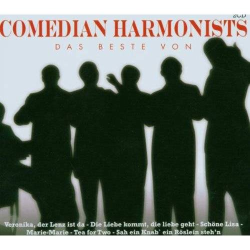 Comedian Harmonists - Comedian Harmonists,2-CD - Preis vom 17.06.2021 04:48:08 h