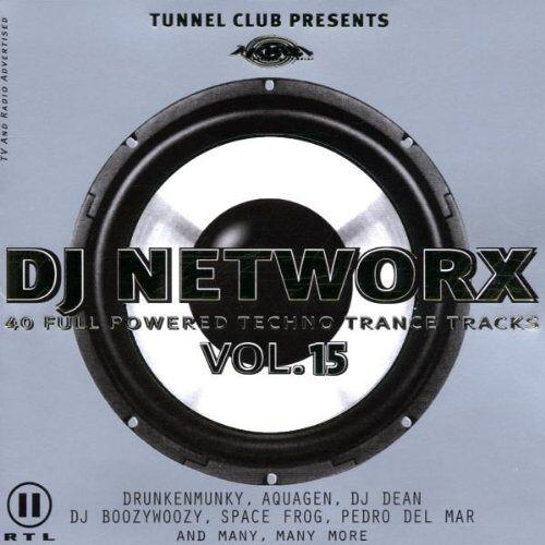Various - DJ Networx Vol.15 - Preis vom 17.06.2021 04:48:08 h