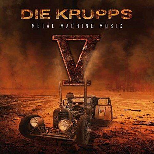 die Krupps - V-Metal Machine Music - Preis vom 14.06.2021 04:47:09 h
