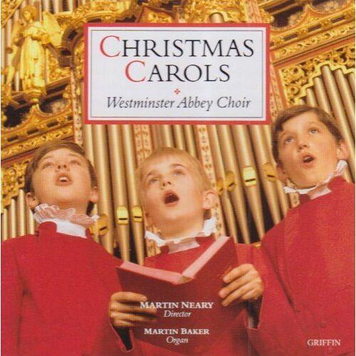 Westminster Abbey Choir - Christmas Carols/Westminster - Preis vom 14.06.2021 04:47:09 h