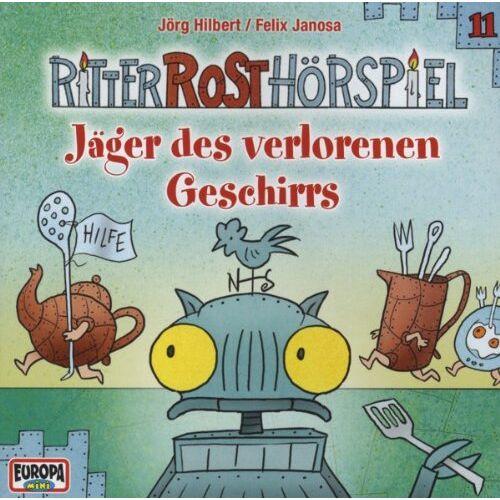 Ritter Rost - 11/Jäger des Verlorenen Geschirrs - Preis vom 13.10.2021 04:51:42 h