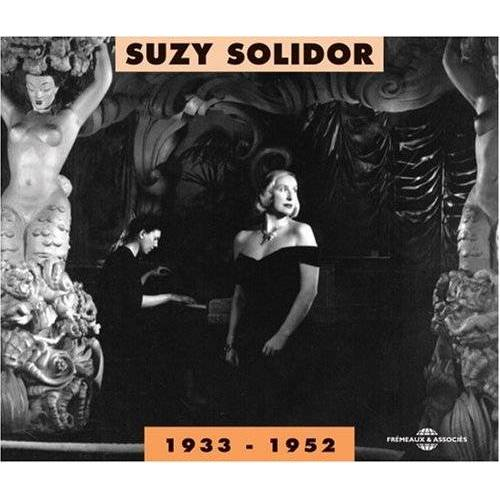Suzy Solidor - Suzy Solidor 1933-1952 - Preis vom 21.06.2021 04:48:19 h