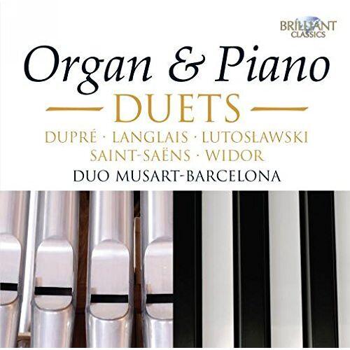 DUO Orgel und Klavier Duette - Preis vom 21.06.2021 04:48:19 h
