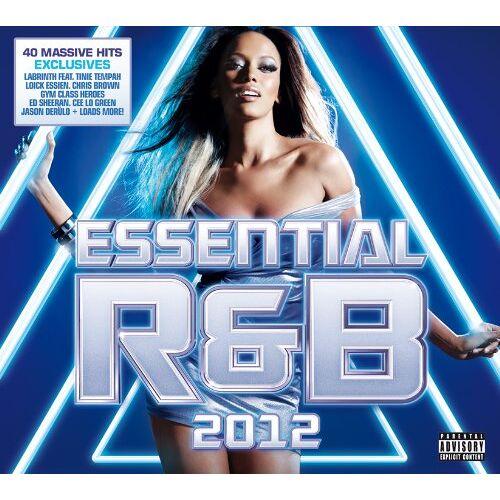 Essential R & B 2012 - Essential R&B 2012 - Preis vom 14.06.2021 04:47:09 h