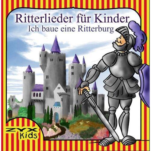 Various - Ich Baue Eine Ritterburg-Ritterlieder für Kinder - Preis vom 19.06.2021 04:48:54 h