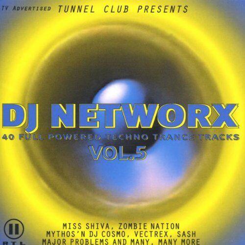 Various - DJ Networx Vol.5 - Preis vom 17.06.2021 04:48:08 h