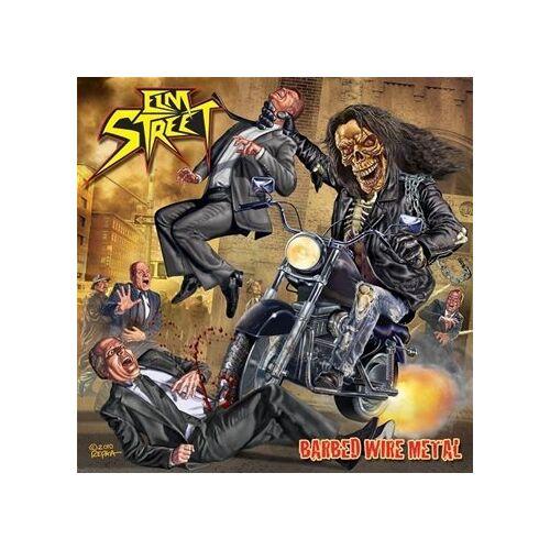 Elm Street - Barbed Wire Metal - Preis vom 22.06.2021 04:48:15 h