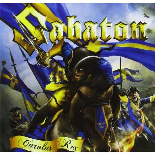 Sabaton - Carolus Rex - Preis vom 19.06.2021 04:48:54 h