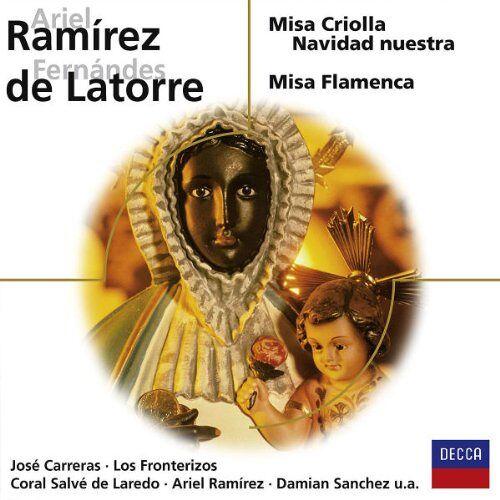 Carreras - Misa Criolla - Preis vom 21.06.2021 04:48:19 h