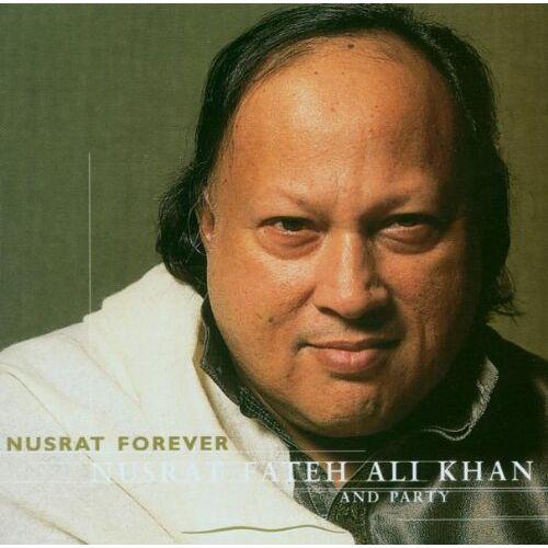 Khan, Nusrat Fateh Ali - Nusrat Forever - Preis vom 11.06.2021 04:46:58 h