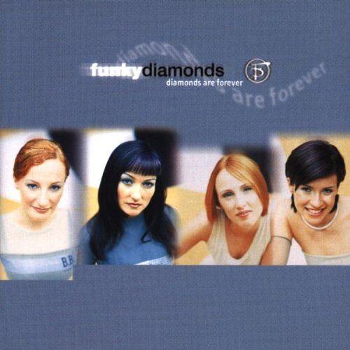 Funky Diamonds - Diamonds Are Forever - Preis vom 09.06.2021 04:47:15 h