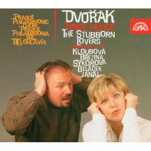 Kloubova - Der Dickschädel - The Stubborn Lovers - Preis vom 18.06.2021 04:47:54 h