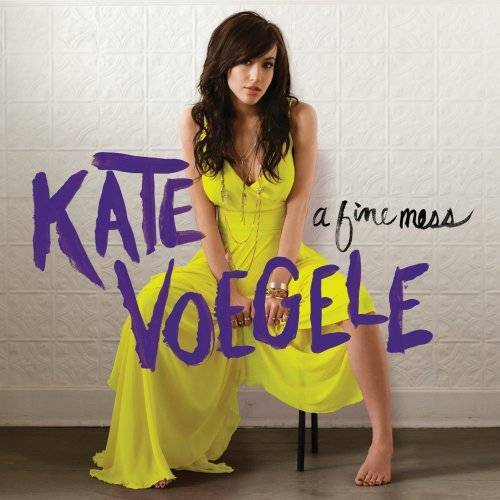 Kate Voegele - A Fine Mess [Deluxe Edition] - Preis vom 20.10.2021 04:52:31 h