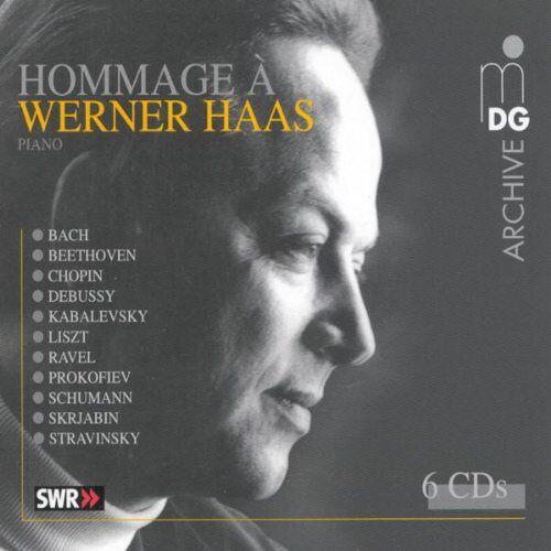 Werner Haas - Werner Haas Box - Preis vom 11.06.2021 04:46:58 h
