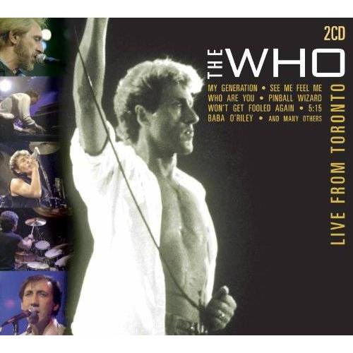 The Who - Live from Toronto - Preis vom 18.05.2021 04:45:01 h