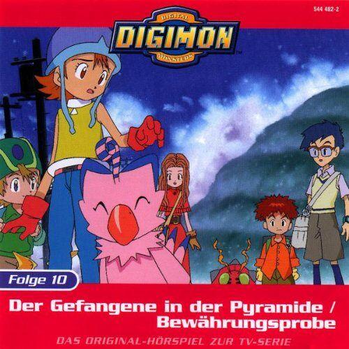 - Digimon Folge 10 - Sonstiges - Preis vom 17.06.2021 04:48:08 h