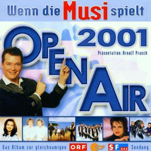 Various - Wenn die Musi Spielt Openair01 - Preis vom 12.06.2021 04:48:00 h