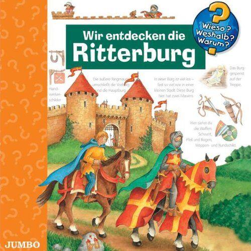 Wieso? Weshalb? Warum? - Wir Entdecken die Ritterburg - Preis vom 25.07.2021 04:48:18 h
