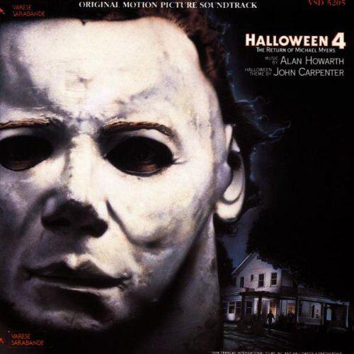 Alan Howard - Halloween 4-Incl.Halloween T - Preis vom 11.09.2021 04:59:06 h