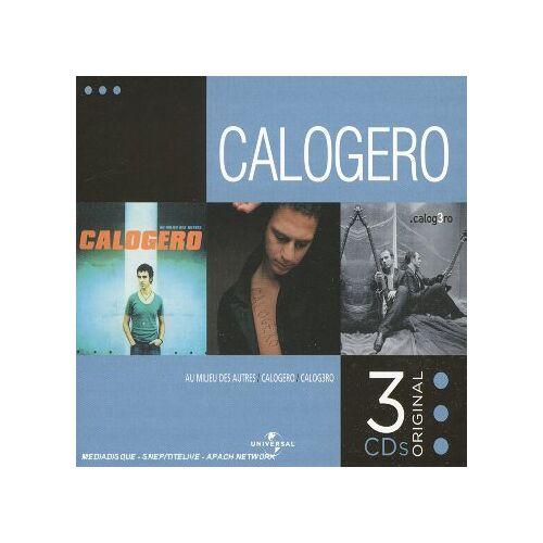 Calogero - Au Milieu des Autres/Calogero - Preis vom 09.06.2021 04:47:15 h