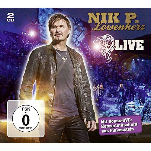 Nik P. - Löwenherz (Live) - Preis vom 02.08.2021 04:48:42 h