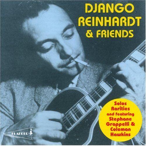 Django Reinhardt - Django Reinhardt and Friends - Preis vom 19.06.2021 04:48:54 h