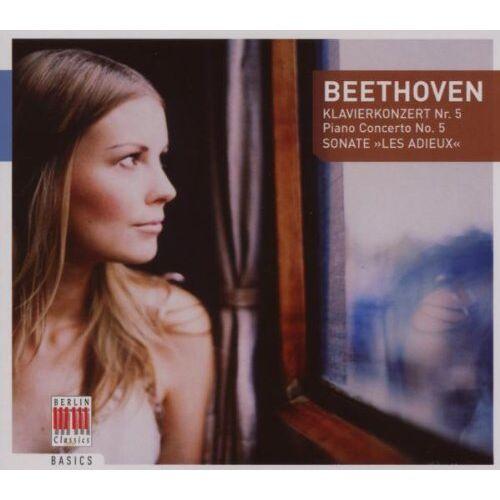 Dieter Zechlin - Klavierkonzert 5/Klaviersonate Op.81a les Adieux - Preis vom 13.06.2021 04:45:58 h