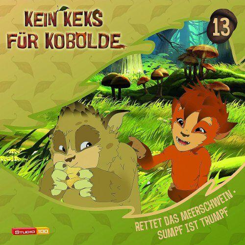 Kein Keks für Kobolde (TV-Horspiel) - 13: Rettet das Meerschwein/Sumpf Ist Trumpf - Preis vom 14.06.2021 04:47:09 h
