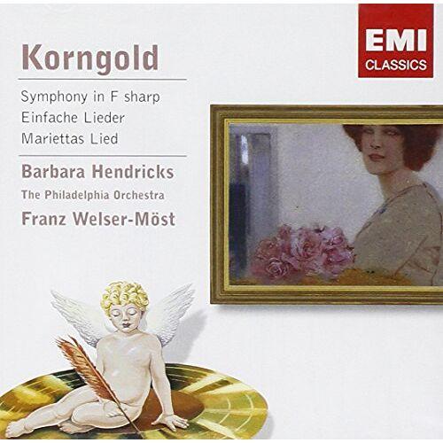 E.W. Korngold - Sym in F Sharp - Preis vom 16.06.2021 04:47:02 h