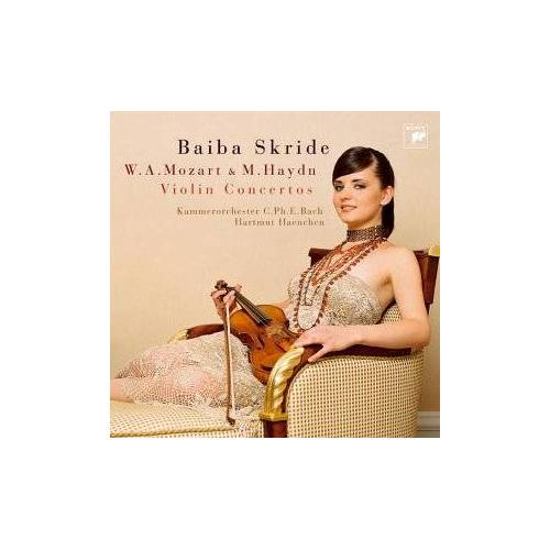 Baiba Skride - Violinkonzerte - Preis vom 12.10.2021 04:55:55 h