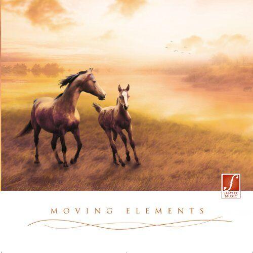 Santec Music Orchest - CD Moving Elements: Entspannt im Auto, zum Essen, als Hintergrundmusik mit angenehmen Melodien. - Preis vom 17.06.2021 04:48:08 h
