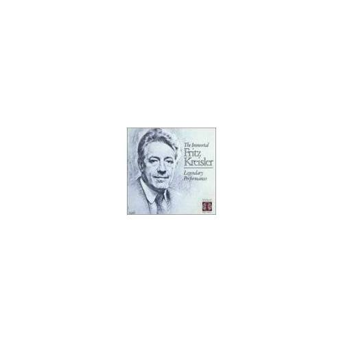 Fritz Kreisler - Immortal Fritz Kreisler - Preis vom 11.09.2021 04:59:06 h