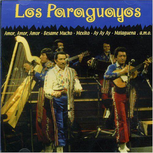 Los Paraguayos - Amor Amor Amor - Preis vom 09.06.2021 04:47:15 h