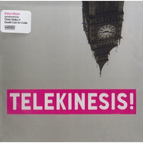 Telekinesis - Telekinesis! - Preis vom 09.06.2021 04:47:15 h