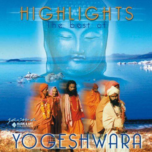 Yogeshwara - Highlights-the Best of Yogeswara - Preis vom 16.10.2021 04:56:05 h