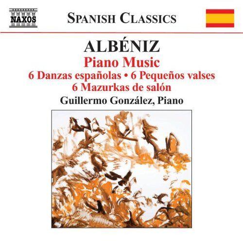Guillermo Gonzalez - Klaviermusik Vol.3 - Preis vom 13.06.2021 04:45:58 h
