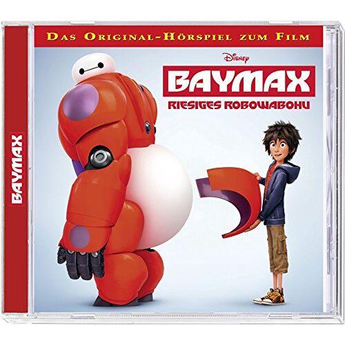 Disney Baymax Riesiges Robowabohu - Preis vom 15.06.2021 04:47:52 h