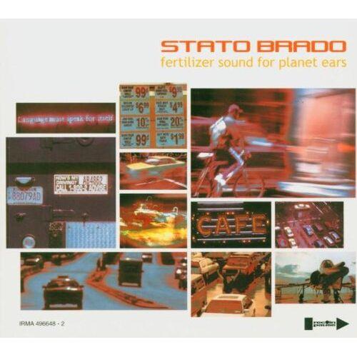 Stato Brado - Fertilizer Sound For Planet Ears - Preis vom 26.07.2021 04:48:14 h