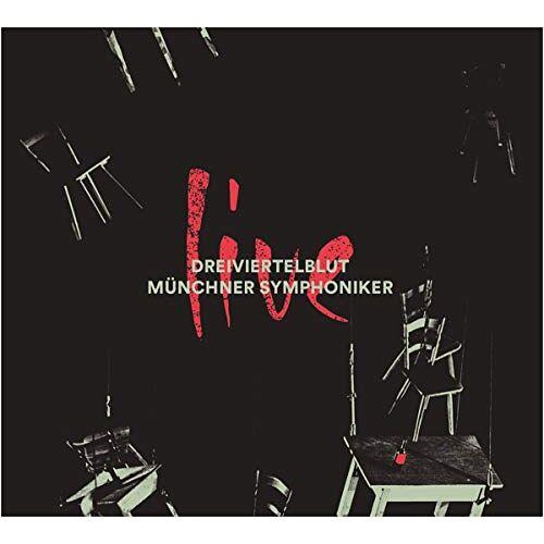 Dreiviertelblut - Live (+Poster) - Preis vom 12.06.2021 04:48:00 h