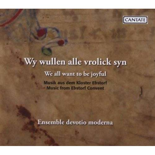 Ulrike Volkhardt - Wy Wullen Alle Vrolick Syn.Kloster Ebstorf - Preis vom 17.06.2021 04:48:08 h