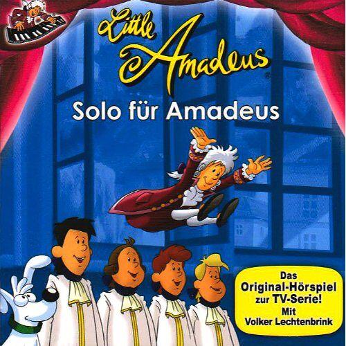 Little Amadeus - Little Amadeus: Solo für Amadeus - Preis vom 11.06.2021 04:46:58 h