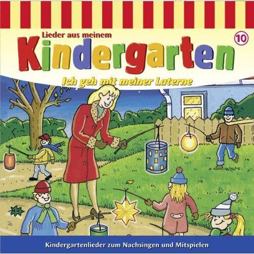 Various - Lieder aus meinem Kindergarten Geh mit meiner Laterne - Preis vom 12.06.2021 04:48:00 h