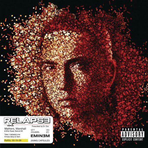 Eminem - Relapse - Preis vom 20.06.2021 04:47:58 h
