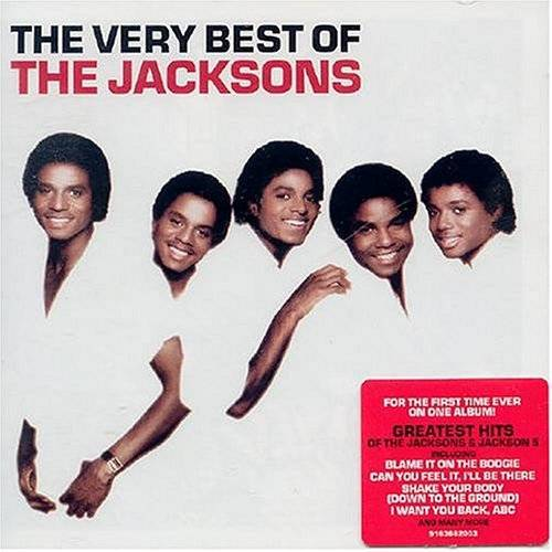 The Jacksons - The Very Best of the Jacksons and Jackson 5 - Preis vom 20.06.2021 04:47:58 h