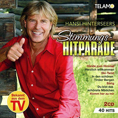 Hansi Hinterseer - Hansi Hinterseers Stimmungs-Hitparade - Preis vom 21.06.2021 04:48:19 h