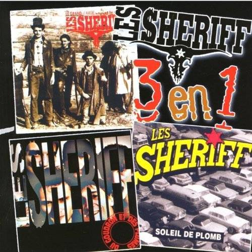 Les Sheriff - 3 en 1 [Re-Issue] - Preis vom 17.05.2021 04:44:08 h